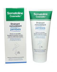 Somatoline Figurpflege Beine - 200ml