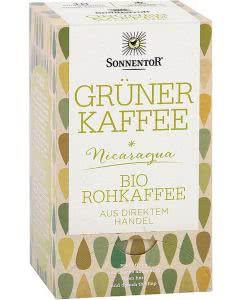 Sonnentor Grüner Kaffee - 18 Stk.