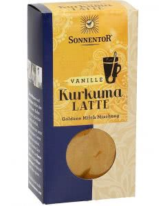 Sonnentor Kurkuma Latte Vanille Beutel - 60g