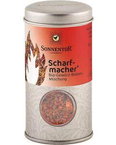 Sonnentor Scharfmacher Gewürz-Blüten-Mischung Streudose - 30g