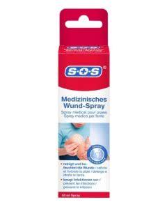SOS Medizinisches Wund-Spray - 50ml