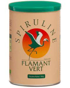 Spirulina Flamant Vert Bio Pulver - 150g