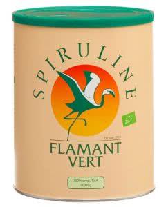 Spirulina Flamant Vert Bio Tabletten 500mg - 2000 Stk.