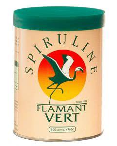 Spirulina Flamant Vert Bio Tabletten 500mg - 300 Stk.
