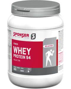 Sponser Whey Isolate 94 Neutral - 850 g