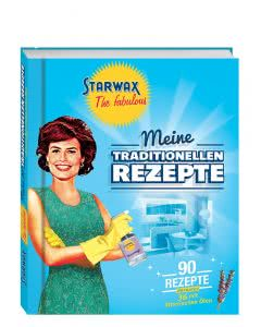 Starwax the fabulous Meine traditionellen Rezepte - 1 Stk.