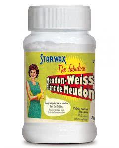 Starwax the fabulous Meudon-Weiss - 480g