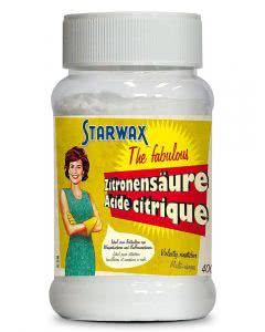 Starwax the fabulous Zitronensäure - 400g
