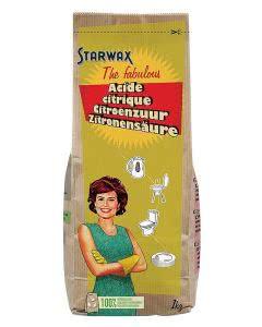 Starwax the fabulous Zitronensäure - 1kg