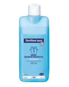 Sterillium pure Händedesinfektion - 1 Liter