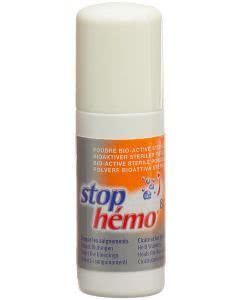 Stop Hemo Blutungsstiller Puder - 8gr.