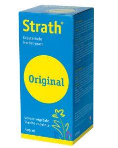 Strath Original Kräuterhefe - Flüssig - 500ml