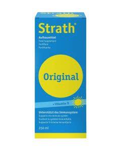 Strath Original Aufbaumittel mit Vitamin D - 250ml