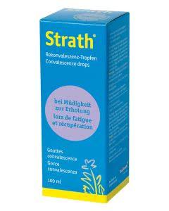 Strath Rekonvaleszenz Tropfen - 100ml