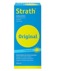 Strath Original Aufbaumittel mit Vitamin D - 500ml