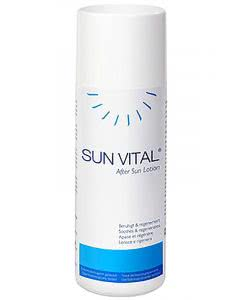 SunVital by Goloy 33 -  After Sun Lotion - 125ml