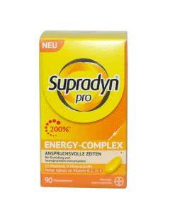 Supradyn pro Energy-Complex Filmtabletten - 90 Stk.
