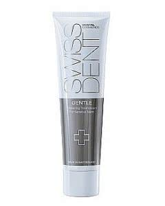 Swissdent GENTLE Whitening Zahncreme - 100ml