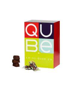 SwissQUBE Schoko - Gewichtsreduktion/Kontrolle - 1 Wochenration (56 Qubes)