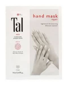 Tal med Hand Maske repair - 5+1 Paar gratis