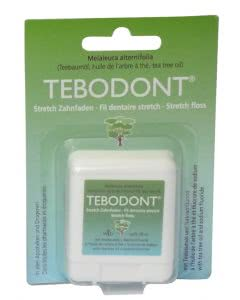 Tebodont Stretch Zahnfaden - 50m