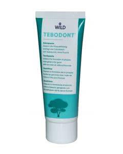 Tebodont - Zahnpasta mit Teebaumoel ohne Fluor