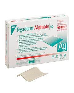 3M Tegaderm Alginate Wundauflage - 10 Stk. à 10cm x 10cm