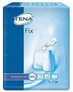 Tena Fix Fixierhose für Einlagen - XXXL - 5 Stk.