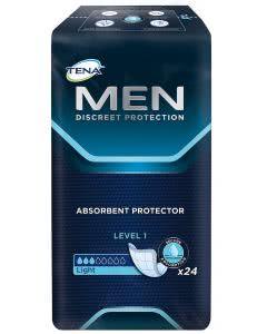 Tena MEN Einlagen bei Blasen-Inkontinenz Level 1 - 24 Stk.
