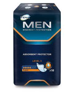 Tena MEN Einlagen bei Blasen-Inkontinenz Level 3 - 16 Stk.