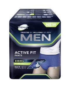 Tena MEN Active Pants Hosen Grösse M - 12 Stk.