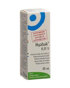 Hyabak Thea Augentropfen - 10ml