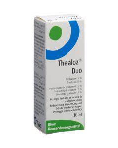 Thealoz Duo Augentropfen - 10ml