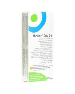 Thealoz Duo Gel - 30 Monodosen 0.4g