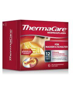 Thermacare für Nacken/Schulter - 6 Stk.