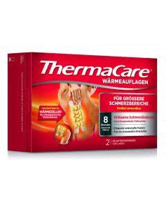 Thermacare Wärmeauflagen flexible Anwendung grössere Schmerzbereiche XL - 2 Stk.