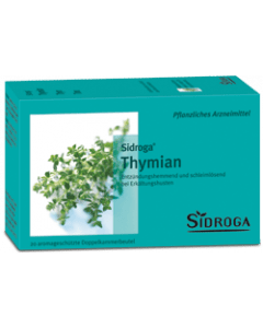 Sidroga Thymian - 20 Stk.