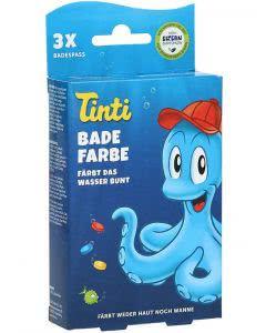Tinti Badefarbe 3er Pack - 3er Set