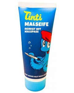 Tinti Malseife blau - 1 Stk.