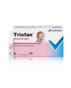 Triofan Physiologic Gifrer Liquid - 20 x 5ml