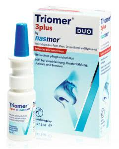 Triomer 3plus Nasenspray - 2x15ml
