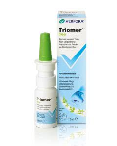 Triomer free by Nasmer Nasenspray - 15ml