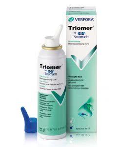 Triomer by Sinomarin - hypertonische Nasen-Spülung - 125ml