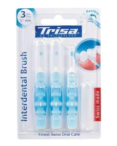 Trisa Interdental brush flexible ISO 3 - 1.1 mm - 3 Stk.