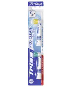 Trisa Ersatzset Pro Clean Flexible Duo-Pack