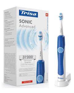 Trisa SONIC Advanced - elektrische Zahnbürste - neueste Version