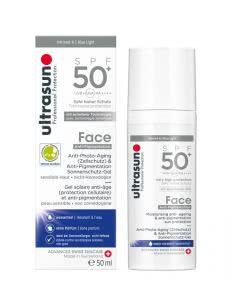 Ultrasun Face Anti-Age & Anti-Pigmentation SPF 50+ - 50 ml