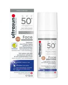 Ultrasun Face Anti-Pigmentation Tinted Honey SPF 50+ - 50ml