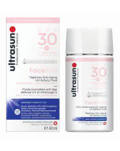 Ultrasun Face Fluid SPF30 - 40ml
