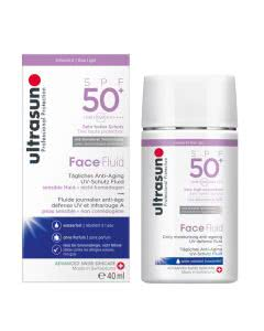 Ultrasun Face Fluid SPF50+ - 40ml